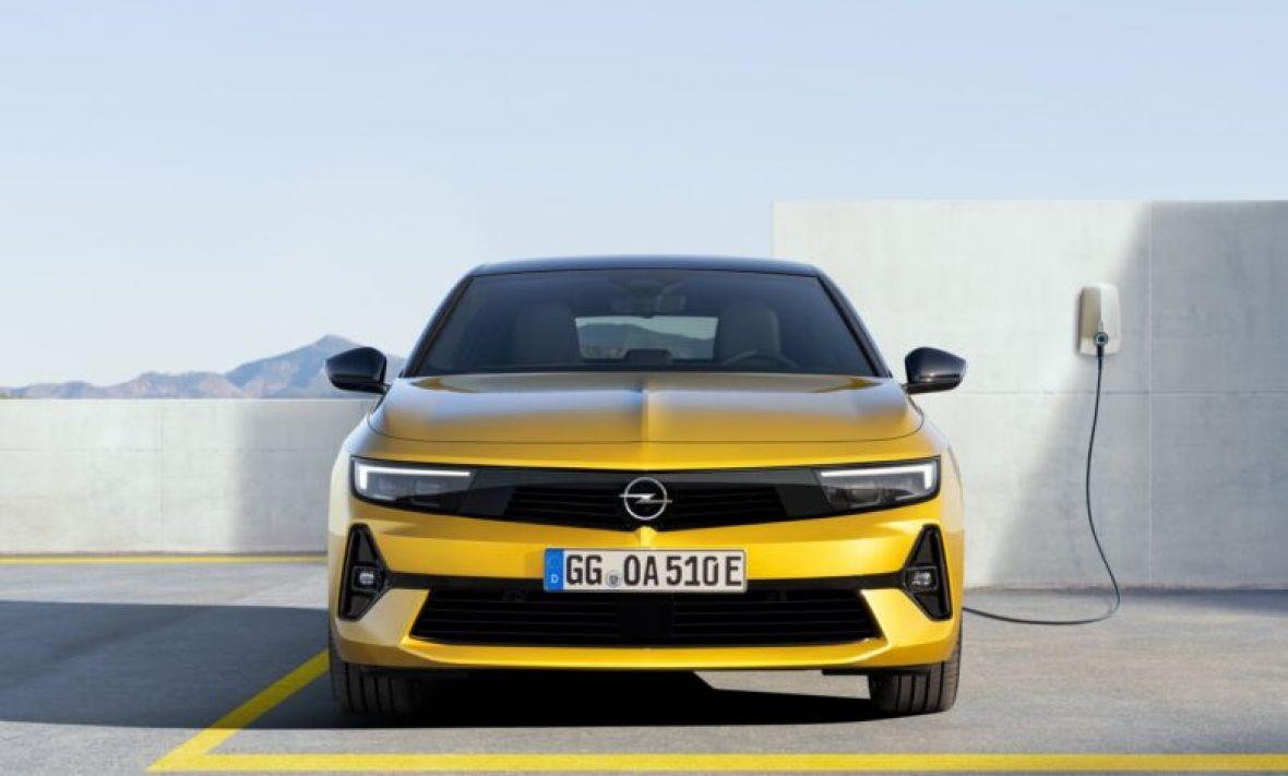 Opel je predstavio šestu generaciju Astre: Benzin, dizel i plug-in hybridi