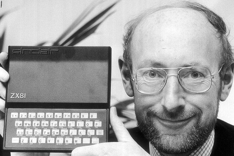 Preminuo kompjuterski pionir Clive Sinclair, otac ZX Spectruma