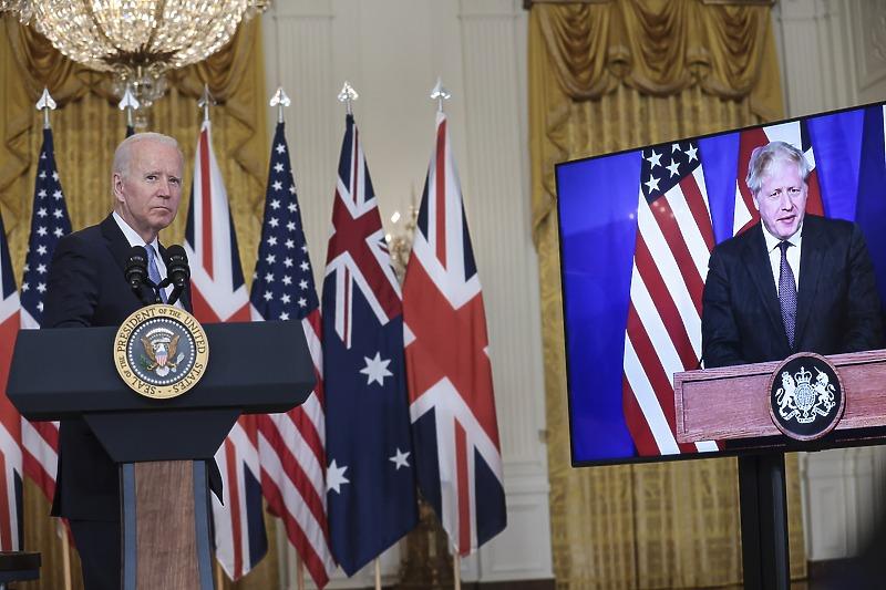 Kako su Joe Biden i Boris Johnson razbjesnili Francuze i ugrozili savez protiv Kine