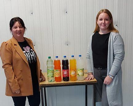 Dobitnici nagradne igre sokova Sana preuzeli svoje nagrade