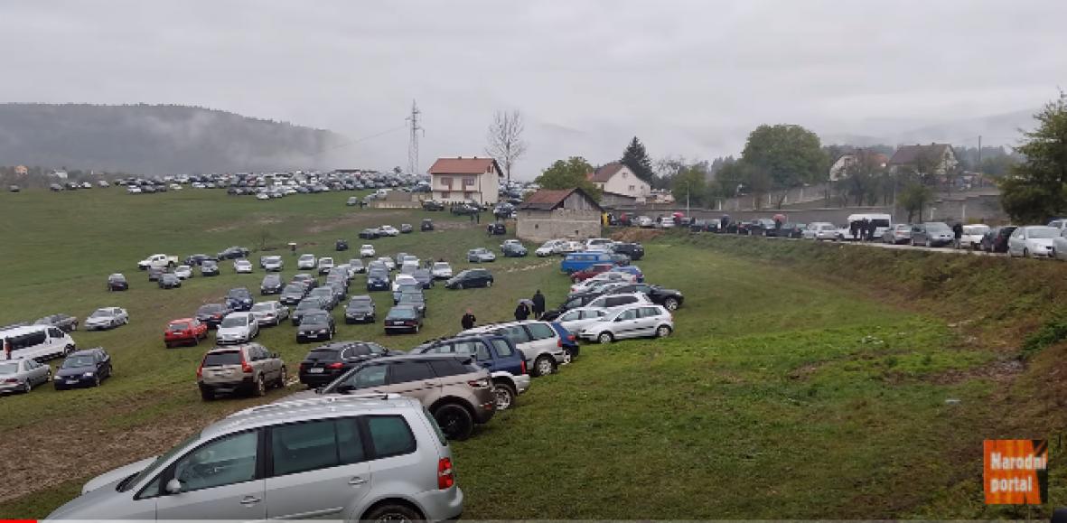 I ovo je BiH: Loše vrijeme nije omelo održavanje koride braće Tubić