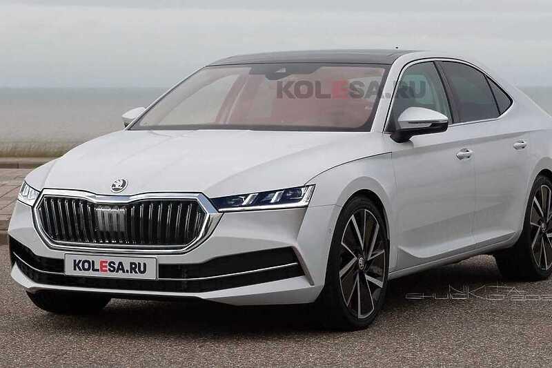 Ovako bi mogla izgledati nova Škoda Superb